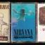 เทปเพลงวง Nirvana 3 อัลบั้ม thumbnail 1