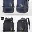 NL20 กระเป๋าเดินทาง สีน้ำเงิน ขนาดจุสัมภาระ 40 ลิตร thumbnail 15