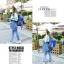 NL06 กระเป๋าเดินทาง สีฟ้า ขนาดจุสัมภาระ 28 ลิตร thumbnail 31