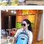 NL06 กระเป๋าเดินทาง สีฟ้า ขนาดจุสัมภาระ 28 ลิตร thumbnail 45
