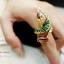 แหวนพญานาคงานลงยา รหัส INJ255 thumbnail 1