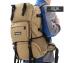 NL16 กระเป๋าเดินทาง สีกรมท่า ขนาดจุสัมภาระ 40 ลิตร thumbnail 11