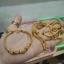 สร้อยคอ+สร้อยข้อมืองานลงยาสุโขทัย INJ592 thumbnail 1
