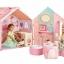 ชุดน้ำชาสำหรับบ้านจำลอง DreamTown Rose Petal Tea Time Set thumbnail 3