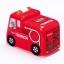กล่องอาหารกลางวันและของว่าง Skater Tomica Bento Lunch Box (Fire Engine) thumbnail 3