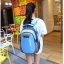 NL06 กระเป๋าเดินทาง สีฟ้า ขนาดจุสัมภาระ 28 ลิตร thumbnail 49