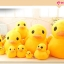 ตุ๊กตาเป็ดเหลือง ขนยาวนุ่มสุดๆ 20Cm++ (ขนาดจริงสูง 25 เซน มีเสียง) thumbnail 4