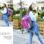 NL06 กระเป๋าเดินทาง สีชมพู ขนาดจุสัมภาระ 28 ลิตร thumbnail 40