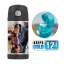 กระติกน้ำสเตนเลสรักษาอุณหภูมิ Thermos FUNtainer Vacuum Insulated Stainless Steel Bottle 12OZ (Captain America Civil War) thumbnail 1
