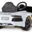 รถแบตเตอรี่พร้อมรีโมทบังคับ Lamborghini Aventador LP700 6V Battery-Powered Ride-On (White) thumbnail 3