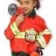ชุดแฟนซีคอสตูมพร้อมอุปกรณ์สุดน่ารัก Melissa & Doug รุ่น Role Play Costume Set (Fire Chief) thumbnail 4