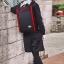 MD02 กระเป๋าเป้ สีดำ thumbnail 33