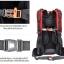 NL12 กระเป๋าเดินทาง สีดำ ขนาด 45 ลิตร (เสริมโครง) thumbnail 17