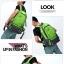 NL01 กระเป๋าเดินทาง สีเขียว ขนาดจุสัมภาระ 40 ลิตร thumbnail 19