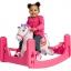 ม้าโยกไกวเด้งดึ๋งสุดมหัศจรรย์ Rockin' Rider Grow-with-Me Pony (Starlight) thumbnail 4