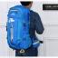 DF07 กระเป๋าเดินทาง สีแดง ขนาด 50 ลิตร (เสริมโครง) thumbnail 6