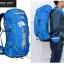 DF07 กระเป๋าเดินทาง สีน้ำเงิน ขนาด 50 ลิตร (เสริมโครง) thumbnail 8