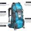 NL13 กระเป๋าเดินทาง สีฟ้า ขนาด 55+5 ลิตร (เสริมโครง) thumbnail 6