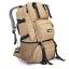 NL15 กระเป๋าเดินทางเสริมโครง สีกากี ขนาดจุสัมภาระ 42 ลิตร thumbnail 1