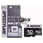 Micro SD Card Remax Class 10 ความจุ 32 GB