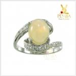 แหวนโอปอลขาว เพิ่มความหวัง ทำให้ประสบความสำเร็จ