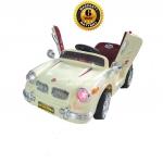 รถเด็กนั่งแบตเตอรี่ มินิBMW โบราณ