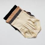 พรีออเดอร์ กางเกงในสเตย์ กระบชับหน้าท้อง ขอบขาลูกไม้ มีสีดำ สีเทา สีโอวัลติน แพ็คละ 5 ตัว คละสีได้ ราคาต่อแพ็ค 450 บาท