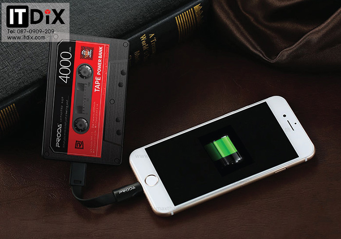 Powerbank Proda TAPE 4000 mAh