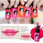 (# 01 It Lips) Peripera Peri's Ink 8mL ลิปทินต์สุดแซ่บ! เม็ดสีชัด ติดทน ทาสีแน่นๆ หรือทาแบบเกลี่ยนให้สีสดใสแบบจางๆ ก็น่ารักค่ะ