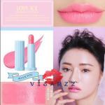 (# Luck You) 3CE Love 3CE Velvet Lipstick 3.5g ลิปสติกรุ่นใหม่ล่าสุด แพคเกจน่ารัก สีสวยสดใส
