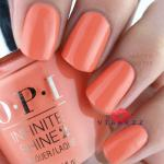 O.P.I Infinite Shine 2 Nail Lacquer 15mL # The Sun Never Sets