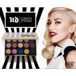 Urban Decay Gwen Stefani Eyeshadow Palette รุ่นลิมิเต็ด เอดิชั่น ร่วมกับเซเลบริตี้ดีไซเนอร์เป็นครั้งแรกของแบรนด์