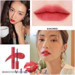 (# Absorbed) 3CE Velvet Lip Tint # Absorbed ลิควิดลิปให้ความรู้สึกเบา ไม่หนักปาก แต่ให้ลุคเป็นเนื้อแมตต์ เรียบเนียนดุจกำมะหยี่ และติดทนทั้งวัน