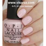 O.P.I. Nail Lacquer # I Love Applause