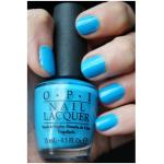 O.P.I. Nail Lacquer # No Room for the Blues
