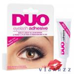 Duo Eyelash Adhesive Waterproof 7g # Dark Tone กาวติดขนตาปลอมสีดำ กันน้ำ สินค้าคุณภาพ จากอเมริกา