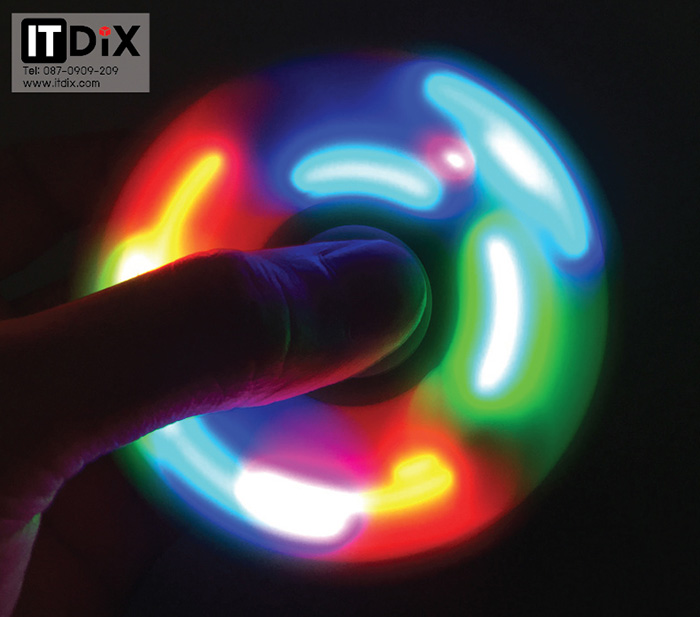 Fidget Spinner LED ราคา