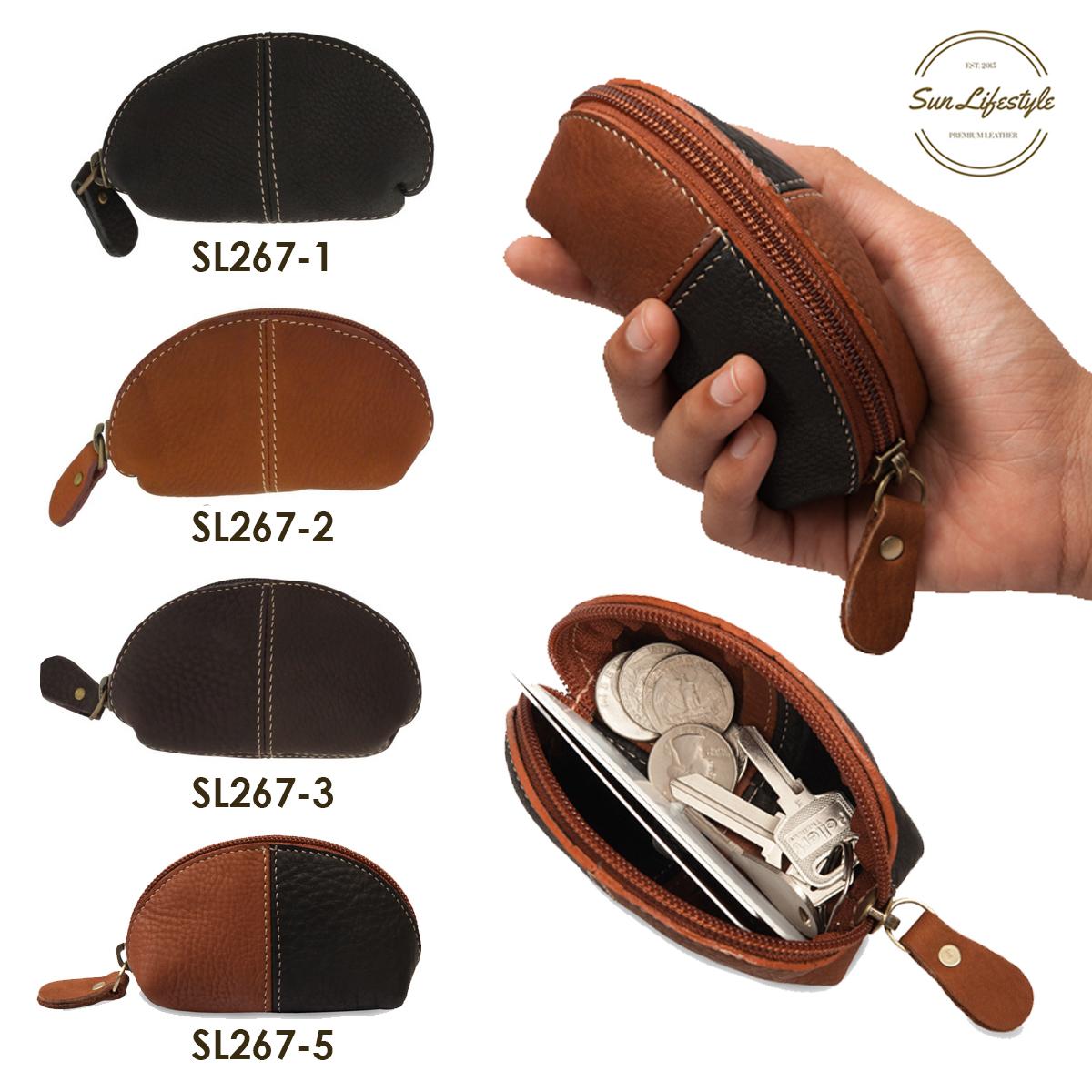 SL267 กระเป๋าใส่เหรียญ เกรด A