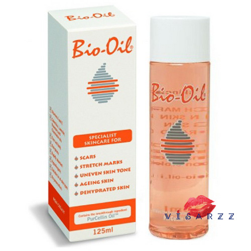 Bio-Oil 60mL ไบโอออยล์ ผลิตภัณฑ์บำรุงผิวเฉพาะเจาะจงสำหรับ แผลเป็น ผิวแตกลาย สีผิวไม่สม่ำเสมอ ผิวขาดความชุ่มชื้น