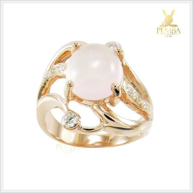 แหวนโรสควอตซ์แท้ เพิ่มเสน่ห์น่าหลงใหล ผู้คนรักใคร่