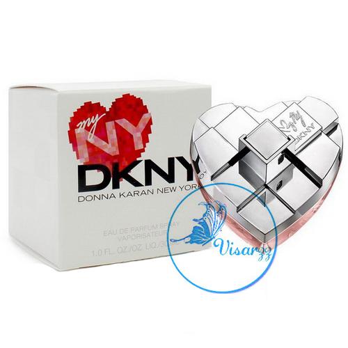 DKNY My NY EDP Spray 30mL น้ำหอมสำหรับผู้หญิงที่เปิดตัวล่าสุด ชวนนึกถึงคาแร็คเตอร์กวน ๆ หวาน ๆ ปนซ่าแก่นเซี้ยวของสาว Rita Ora ตัวแทนของหญิงสาวยุคใหม่
