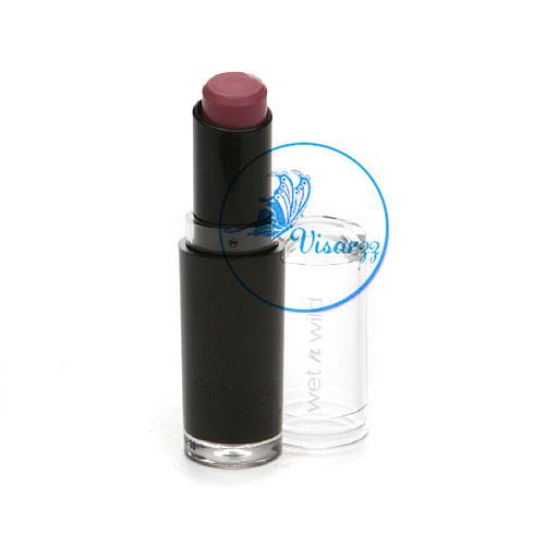 Wet n Wild Megalast Lip Color 3.3 g # 904B Rose-Bud สีชมพูกุหลาบ ลิปสติกคุณภาพคับแก้ว ราคาน่ารัก ให้สีสันที่สดใส
