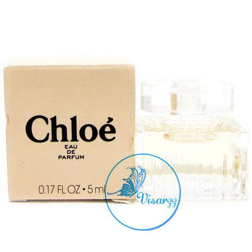 Chloe Eau De Parfum 5 mL กลิ่นหรูหราที่สาวๆ หลายคนหลงรัก กวาดยอดขายอันดับ 1 ทั่วโลกมาแล้ว
