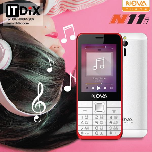 มือถือ 3G NOVA PHONE N11i