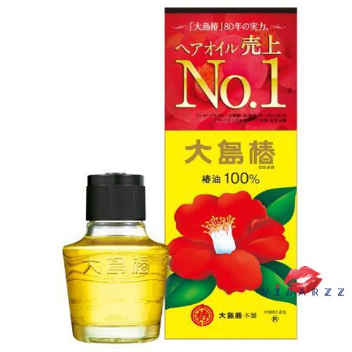 Oshima Tsubaki Camellia Hair Care Oil 60mL ออยซิบากิบำรุงผม สกัดจากดอกคามิลเลีย 100% ซึมไว ไม่เหนียวเหนอะหนะช่วยทำให้ผมที่แห้งเสียกลับมีสุขภาพดี ยังช่วยป้องกันเส้นผมจาก UVA & UVB นอกจากบำรุงผมแล้วยังสามารถให้บำรุงผิวกายได้ด้วยค่ะ