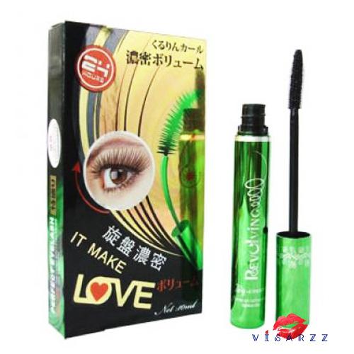 (ขายส่ง 105.-) Bqcover Perfect Eyelash Mascara 10mL มาสคาร่าเขียวในตำนาน ต่อขนตาให้ยาวฟุ้งดุจจิดขนตาปลอม กันน้ำ กันเหงื่อ ไม่เลอะระหว่างวัน