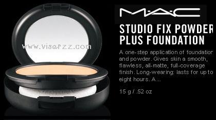 (# NC25) MAC Studio Fix Powder Plus Foundation 15g # NC25 แป้งผสมรองพื้นเนื้อละเอียด ปกปิดริ้วรอยได้ดี และติดทนสูงสุดถึง 8ชม สีNC25