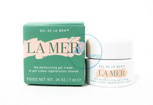 (Tester) La Mer Gel De La Mer The Moisturizing Gel Cream 7 mL ครีมบำรุงผิวเนื้อเจล ไม่เหนียวเหนอะหนะ เหมาะกับสภาพอากาศร้อน