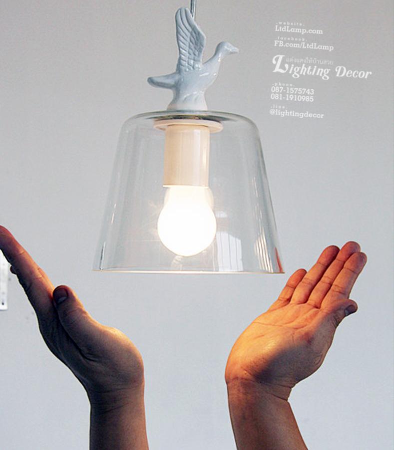 โคมไฟแก้วสีขาว สไตล์เรียบหรู โคมไฟตกแต่ง โรงแรม รีสอร์ท โคมไฟแต่งร้านสปาร์ ร้านนวด