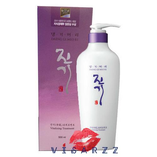 Daeng Gi Meo Ri Vitalizing Conditioner 300mL ทรีทเมนต์สูตรพรีเมี่ยม อุดมไปด้วยสารสกัดจากต้นตำรับยาจากเกาหลีสูตรเข้มข้น